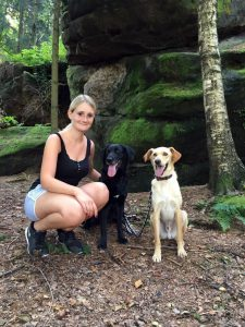 Anne mit Amy & Nelson